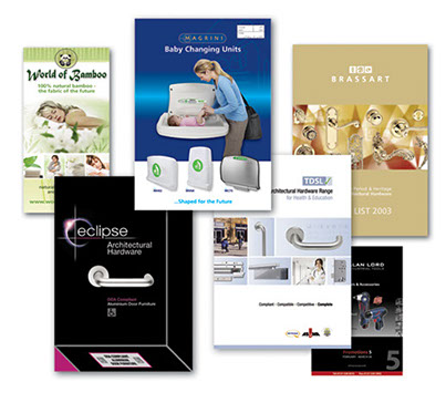 Catalogue Design, Brochure Design, Leaflet Design, Walsall, West Midlands